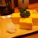 根岸家 - 料理写真:玉子焼き