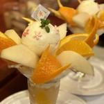 ザ・東京フルーツ パーラー - ラレクチェのパフェ