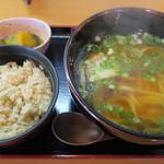 丸亀うどん - 丸亀定食