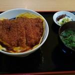かつ丼と珈琲 聖 - カツ丼
