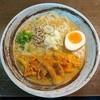 麺屋 こやす - 料理写真:2017年12月 ホルモンラーメン 820円