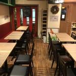 ポポペク - 内観1 テーブル席が増えました!