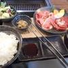焼肉処いっとう - 料理写真: 和牛カルビとハラミランチ