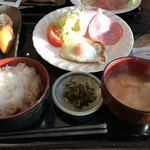 ホテル三吉野別館 - 料理写真:朝食