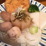 おでん みの吉 - 料理写真: