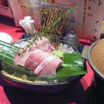 魚料理の店 鮮魚まるふく - 寒ブリ刺身
