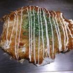 いち香 - ランチ(豚玉ダブル)