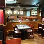リブランド - リブランド @東葛西 以前の焼肉レストラン SOUL さんとほとんど変わらない店内