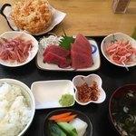 77786838 - 桜えび特別定食  1530円