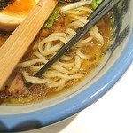 AFURI - 麺アップ