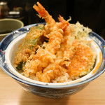 丼丼亭 - 天丼 530円