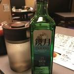 函館あかちょうちん - 鏡月ボトル980円!