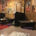 函館あかちょうちん - 店内イメージ