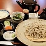 草春庵 - サービスランチ800円