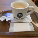 ベーグル&ベーグル - コーヒー¥290-