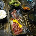 7779915 - ハラミ定食 700円