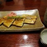 東宝茶屋 - 炊き穴子とお酒