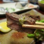 東宝茶屋 - 熊野牛網焼