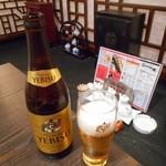 中華料理 翠珍 - 瓶ビール