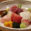 Sanroku - 料理写真:お造り