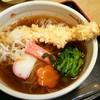 京花 - 料理写真:天ぷらそば1000円