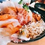 海鮮処 海門 - まかない丼