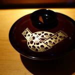 乙女寿司 - お椀