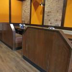 グリル カフェ SORA - テーブル席