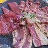 大阪屋 - 料理写真:トリプルセット1480円