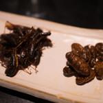 さいとう - 料理写真:蚕、蝗