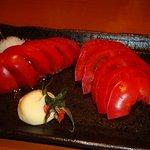 ワダチ - 若松産 トマトスライス 380円