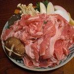 7780432 - 豚味噌ちゃんこ鍋