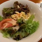 カスピタ - ランチ サラダ