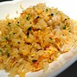 銀座 麒麟 - ズワイ蟹肉たっぷりの炒飯