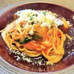 ItalianLodge TEN - リコッタチーズ、長茄子、バジルのトマトソース