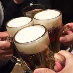 77800930 - 乾杯〜!