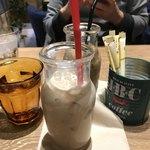 77802539 - 2017/12 ランチはドリンク付で、アイスコーヒーとアイスティー
