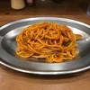 ナポリの旋風 - 料理写真:ナポリタン普通盛り520円
