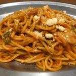 ナポリの旋風 - 粉チーズフリフリ