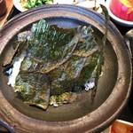 茉莉花 - 焼き海苔ご飯
