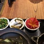 茉莉花 - 小鉢3種