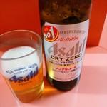 上海軒 - ノンアルコールビールアサヒドライゼロ