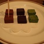 ゴーシュ - 自家製生チョコレート