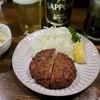 わいわい - 料理写真:帆立とイカのメンチ 300円