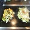 お好み焼本舗 - 料理写真:焼きそばセット(2017.11.9)