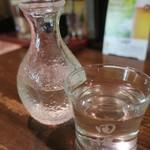 わいわい - 田酒 山廃純米酒 770円