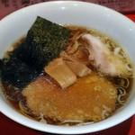 カドヤ食堂 - 【中華そば】¥880