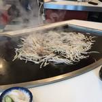 Fujiteppanyaki - モヤシです
