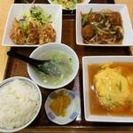 77809604 - A定食 ¥1,080