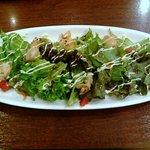 ロージン - 揚げ海老ワンタンサラダ